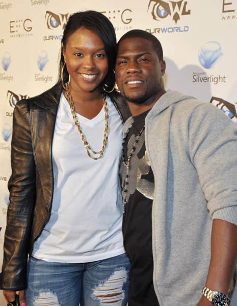 Kevin Hart's Ex-Wife