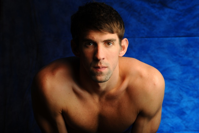 Olympic preview-Swimmer Michael Phelps