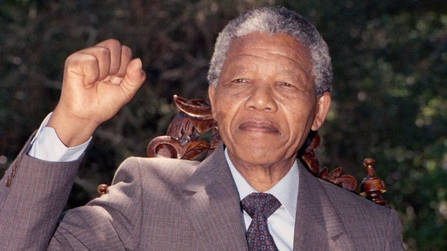 Anti-apartheid leader and African Nation