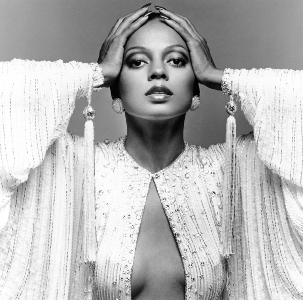 Diana Ross Publicity Shot
