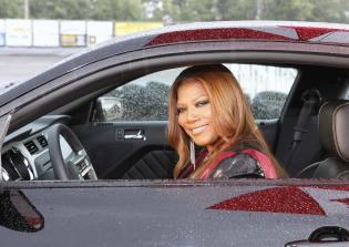 Queen Latifah's Music Video 'Fast Cars' Starring the 2010 Ford Mustang