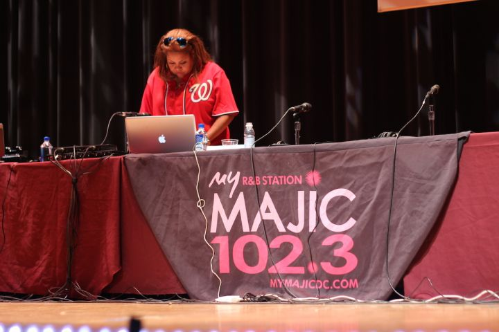 TJMS Live from UDC