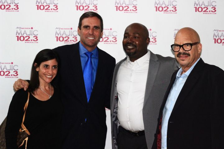 The Tom Joyner Morning Show in DC