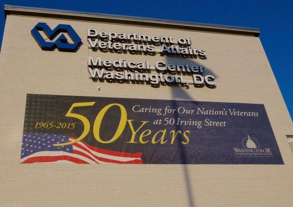 DC VA Medical Center 50th Anniversary