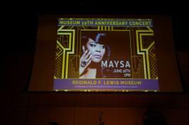 Reginald F Lewis Museum 50th Anniversary Celebration