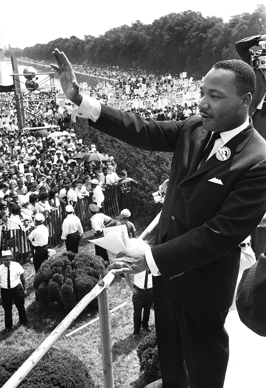 (FILES) US civil rights leader Martin Lu