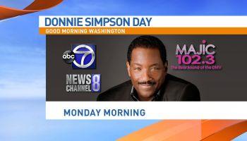 Donnie Simpson Day