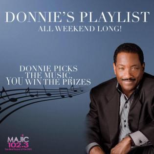 Donnie Weekend