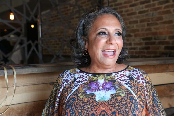 4th & H Street In Washington D.C. Renamed Cathy Hughes Corner
