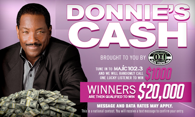 Donnies cash DL