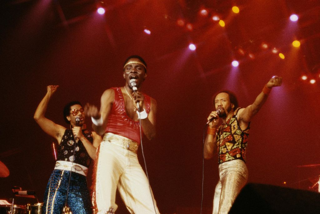 Earth Wind And Fire Wembley Arena