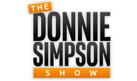 Donnie Simpson header logo