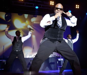 Boyz II Men In Concert