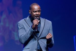 94.7 The Wave Presents Fantasia & Brian McKnight In Concert