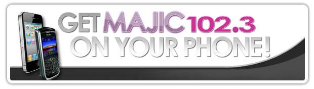 Majic 102.3 Mobile App