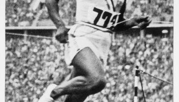 Jesse Owens Track & Field Olympics Berlin