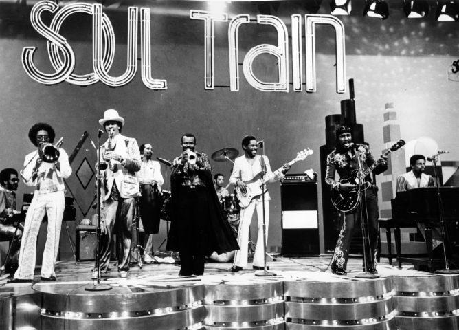 Chuck Brown On Soul Train