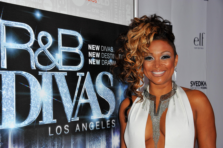 'R&B Divas LA' Premiere Event