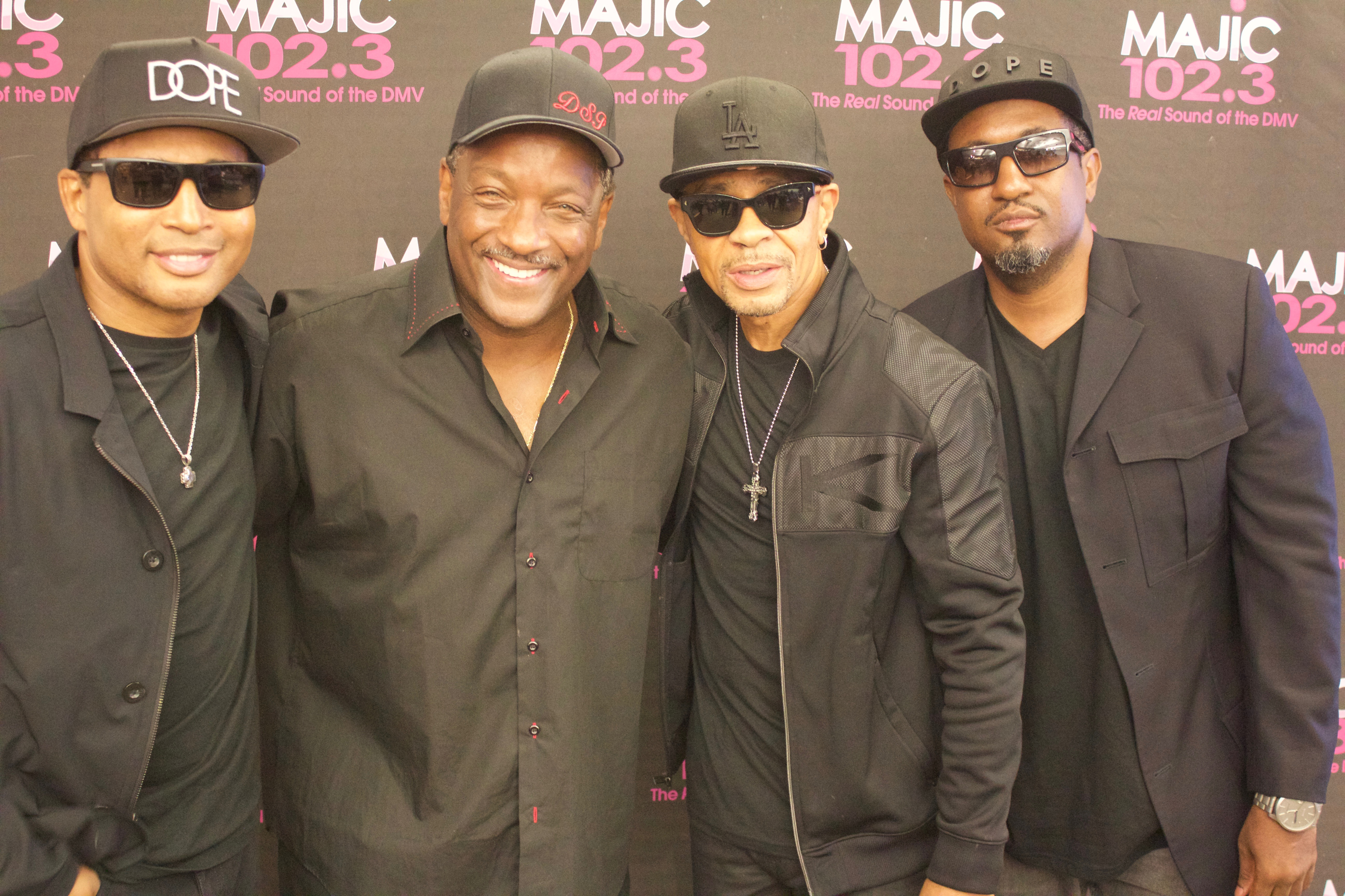 Behind The Majic With Donnie Simpson U0026 After 7 [Presented By Boost Mobile]