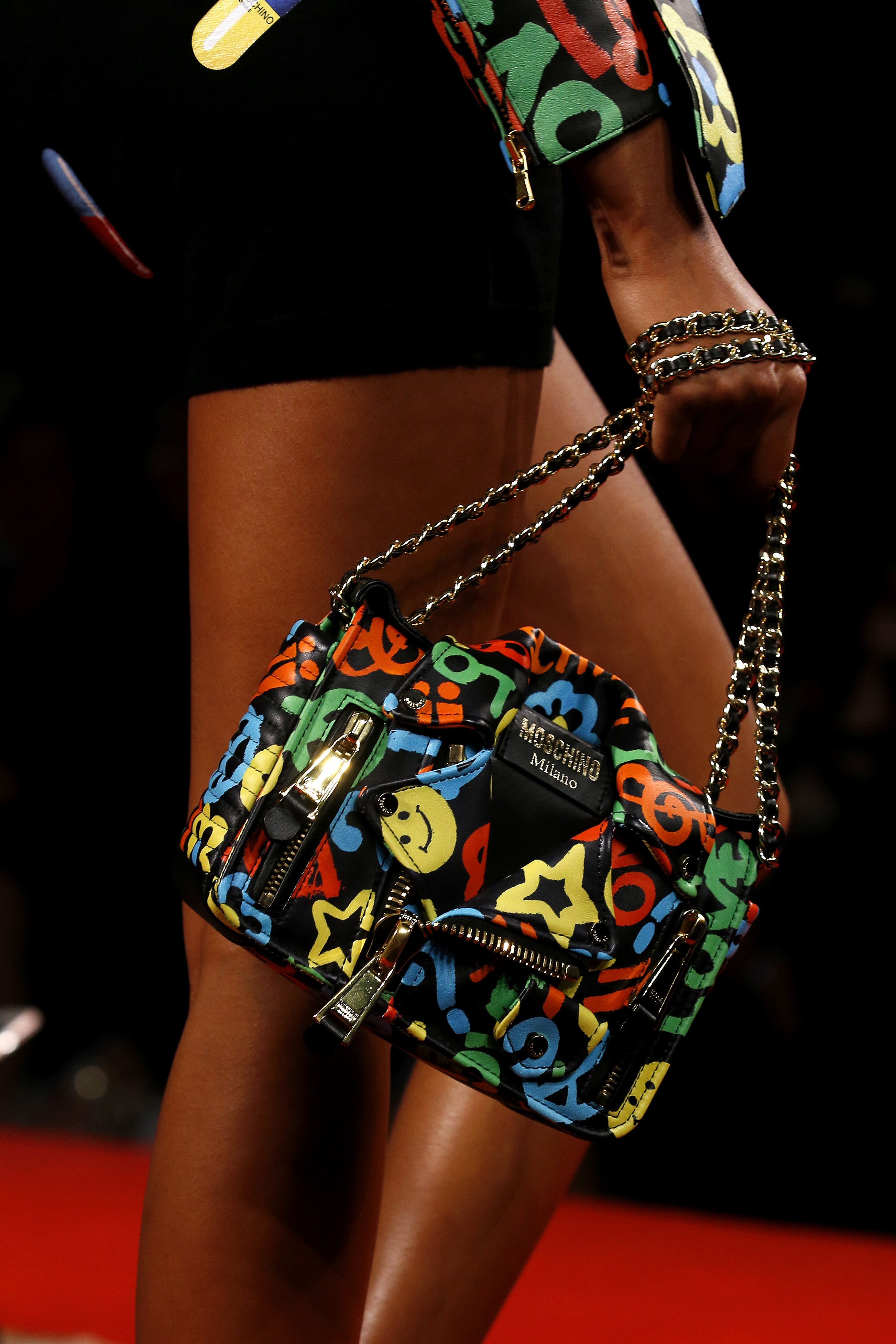 Moschino - Details - Milan Fashion Week SS17