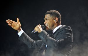 Mary J. Blige And Maxwell Perform At The O2 Arena - London