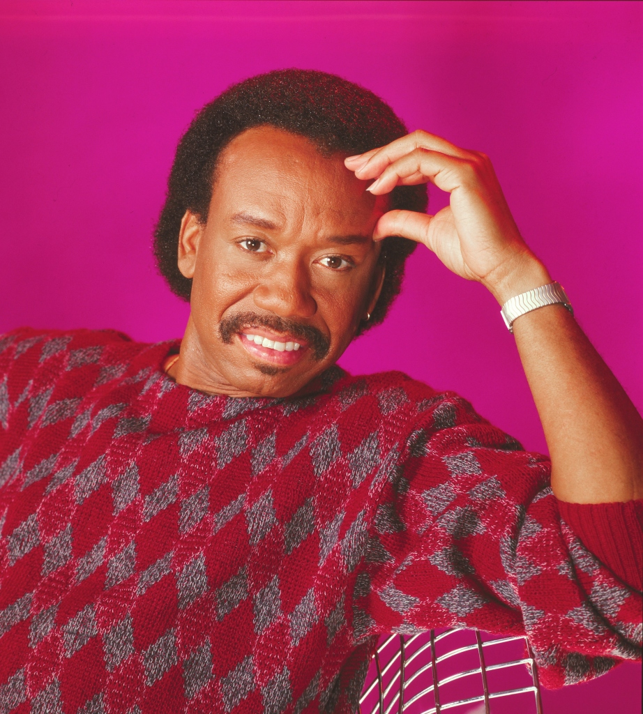 Maurice White Portrait Session