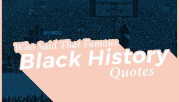 Black History Quiz Graphi