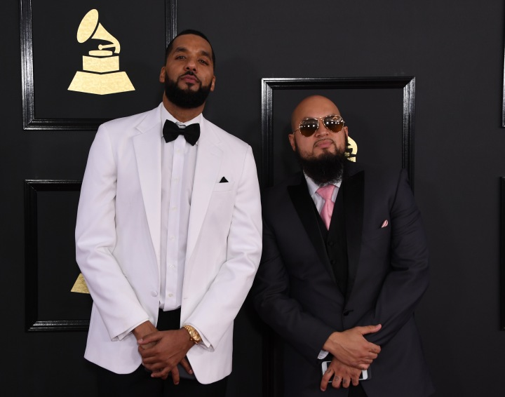 Producers Cool & Dre