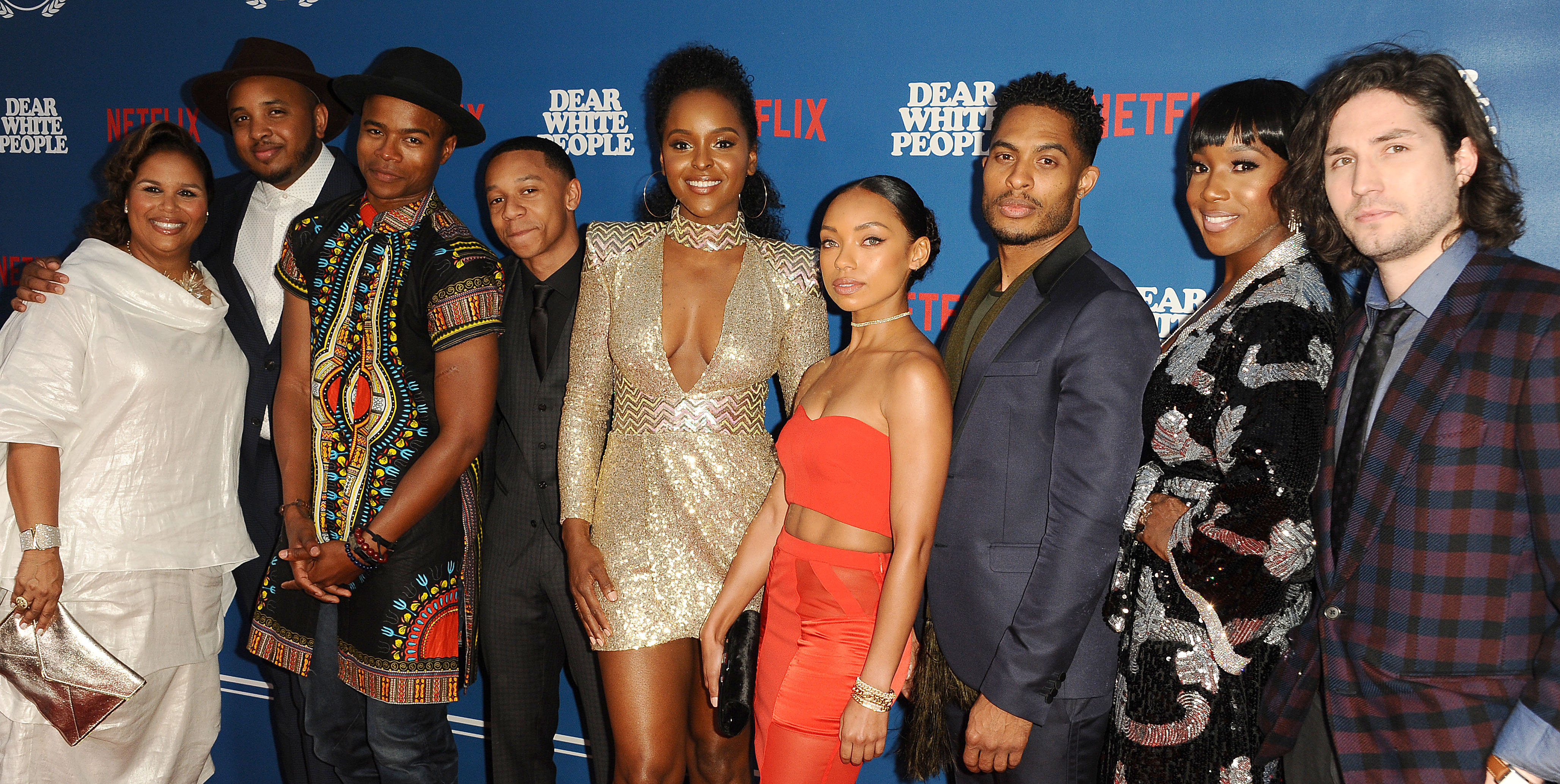 Premiere Of Netflix's 'Dear White People' - Arrivals