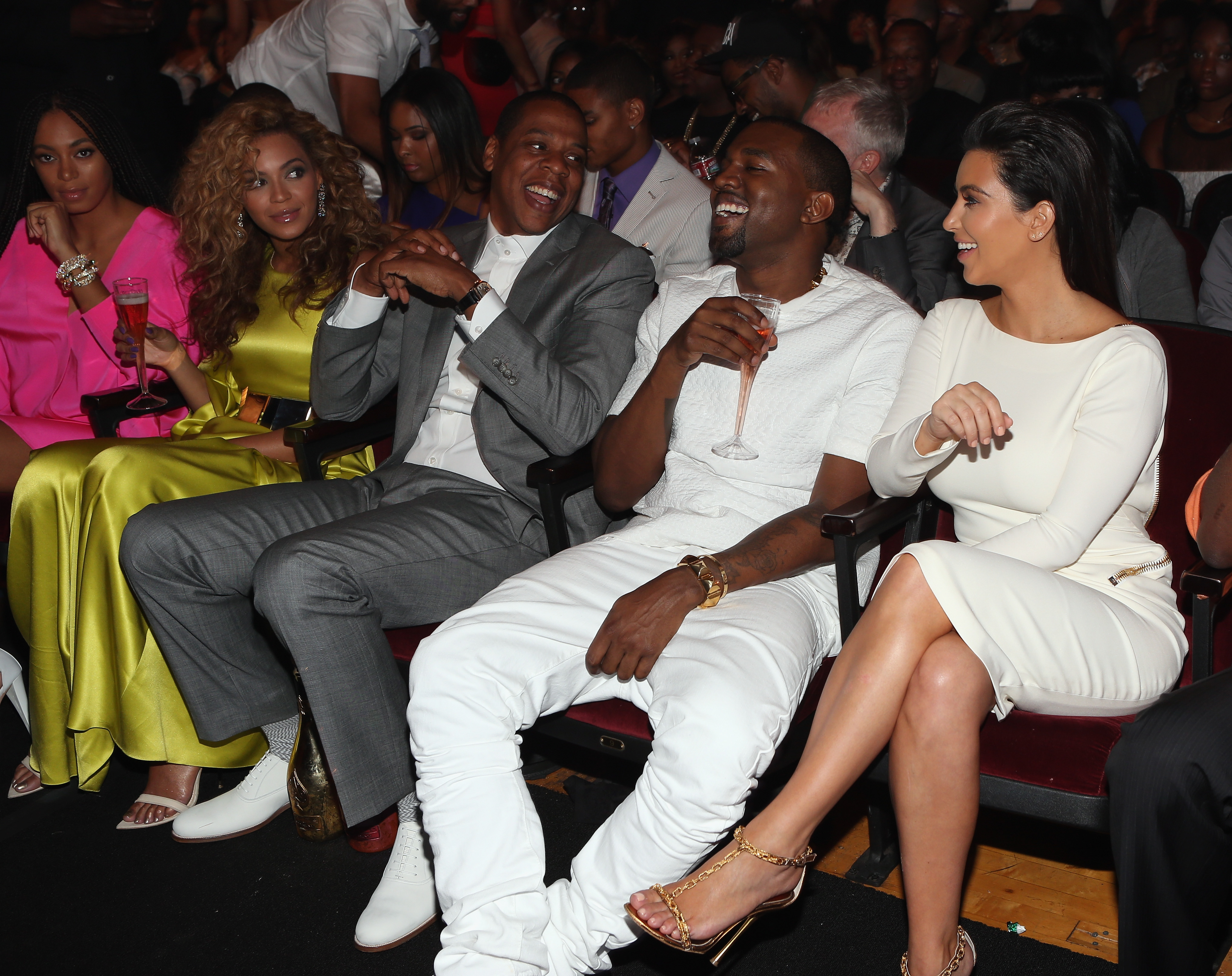 2012 BET Awards - Roaming Inside And Backstage
