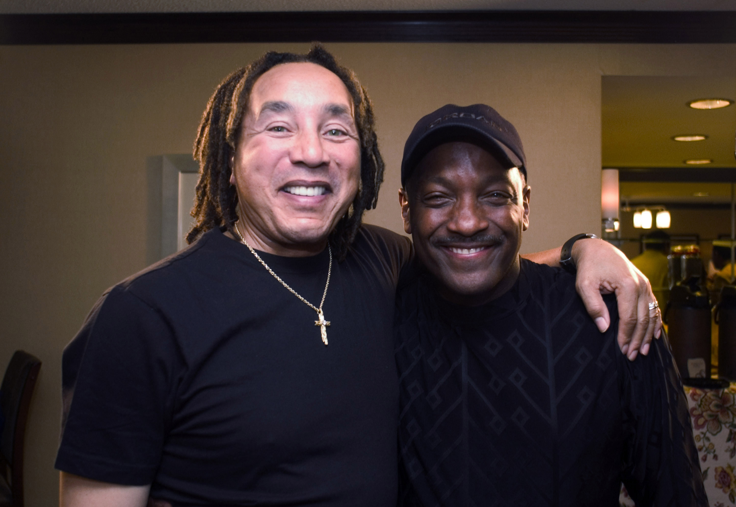 BET 'Walk Of Fame' Honors Smokey Robinson - Press Junket