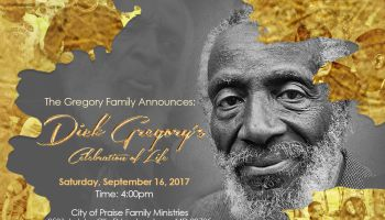 Dick Gregory Memorial Celebration