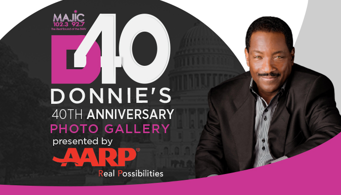 Donnie Simpson AARP