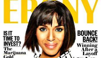 Kerry Washington Cover