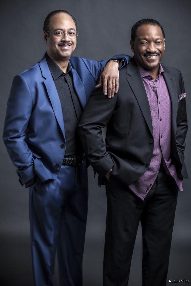 Tony Perkins & Donnie Simpson
