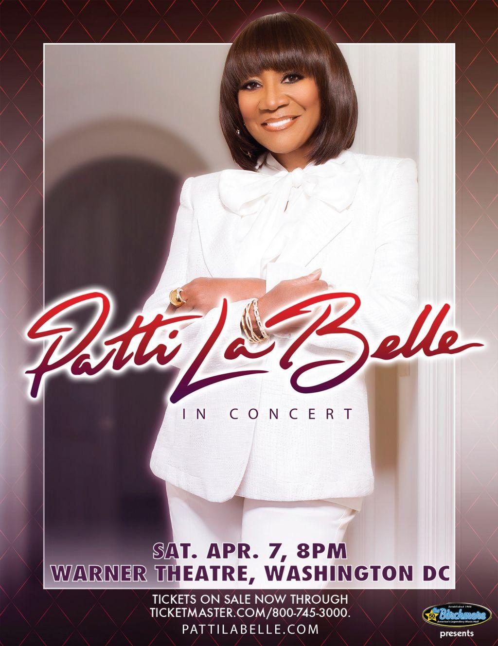 Patti Labelle Concert