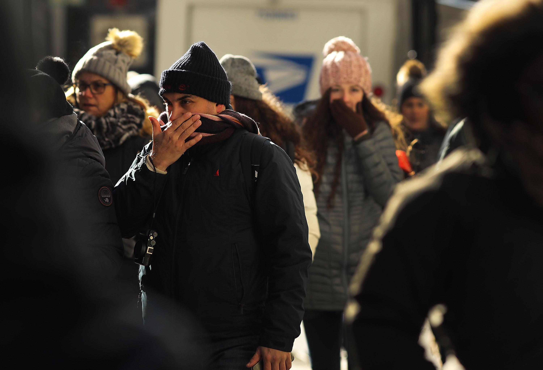 Record-Breaking Frigid Temperatures Put Northern U.S. Into Deep Chill