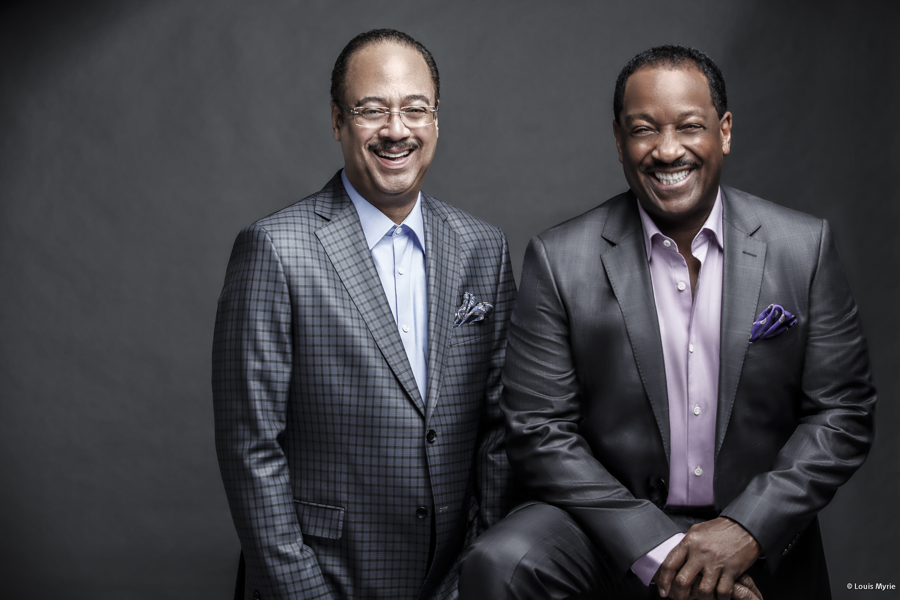 Donnie Simpson & Tony Perkins