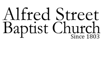 Alfred Street Baptist Church Logo