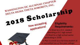 Washington DC Alumnae Chapter Delta Sigma Theta Sorority, Inc.