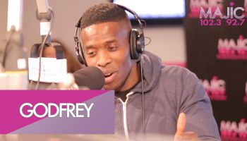 Comedian Godfrey
