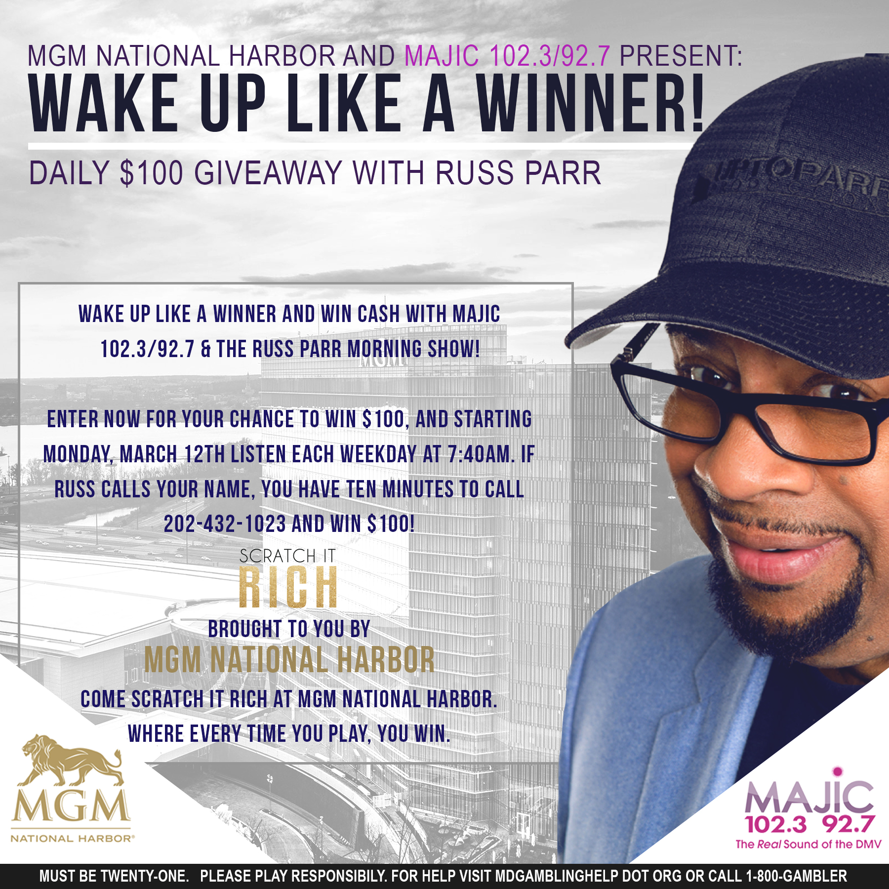 Wake Up Like A Winner 2