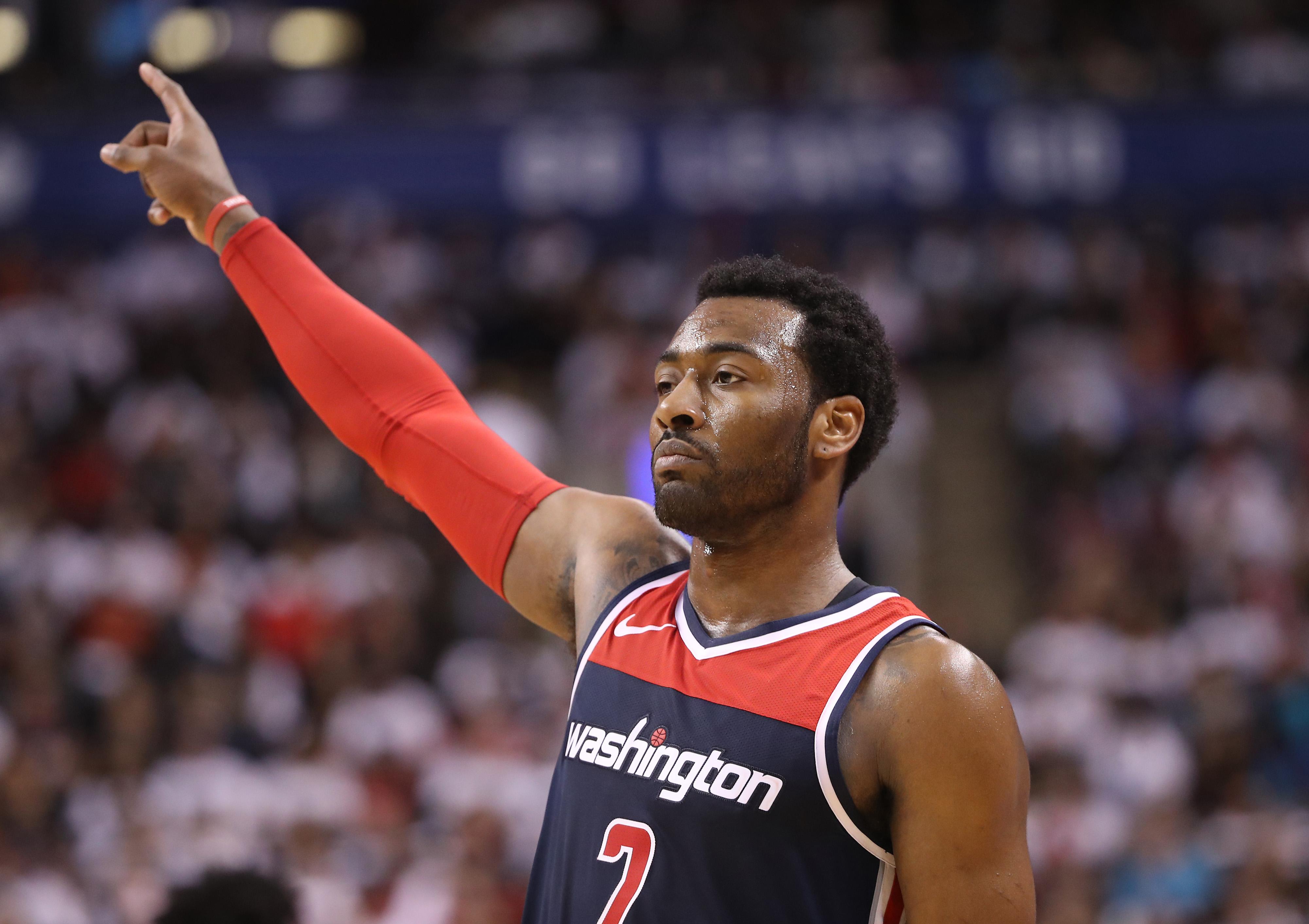 Washington Wizards v Toronto Raptors - Game One
