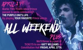 Prince All Weekend Long