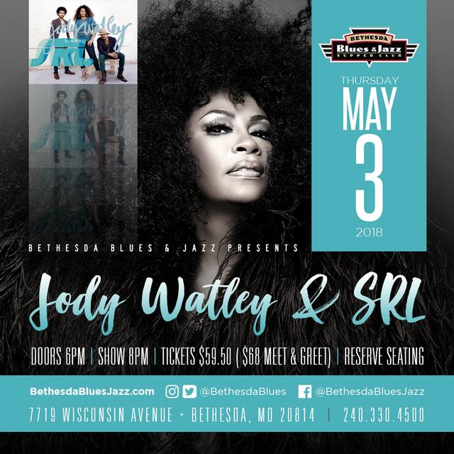Jody Watley & SRL