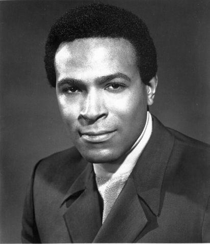 R&B Singer Portrait
