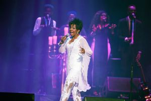 Gladys Knight Performs At Royal Albert Hall In London