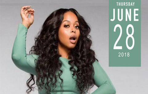 Chrisette Michele Live at Bethesda Blues & Jazz Supper Club