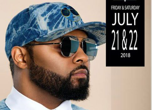 Musiq Soulchild at Bethesda Blues & Jazz Supper Club