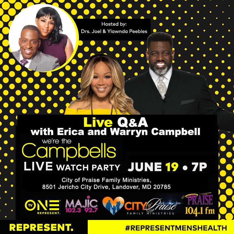 We're The Campbell's Live Q&A